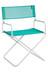 Lafuma Mobilier FGX XL Camping zitmeubel Sun Glam Batyline turquoise